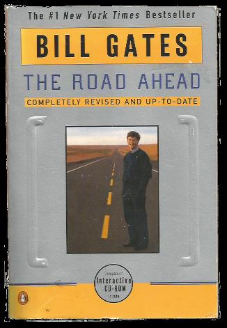 The Road Ahead van Bill Gates uit 1996