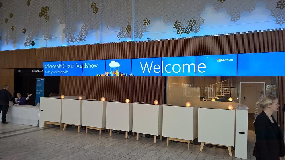 """Roadshow"" van Windows Server 2012 / Office 365 / Lync van Microsoft"