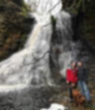 Waterfall 💕🐾__#waterfall.jpg