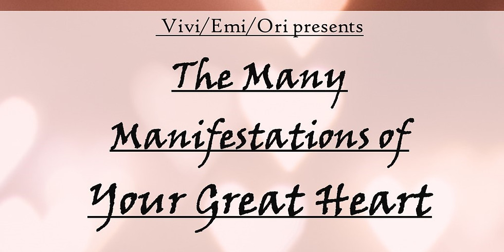 The Many Manifestations of Your Great Heart: A Day-long Retreat