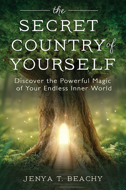 Signed Copy of the Book: The Secret Country of Yourself
