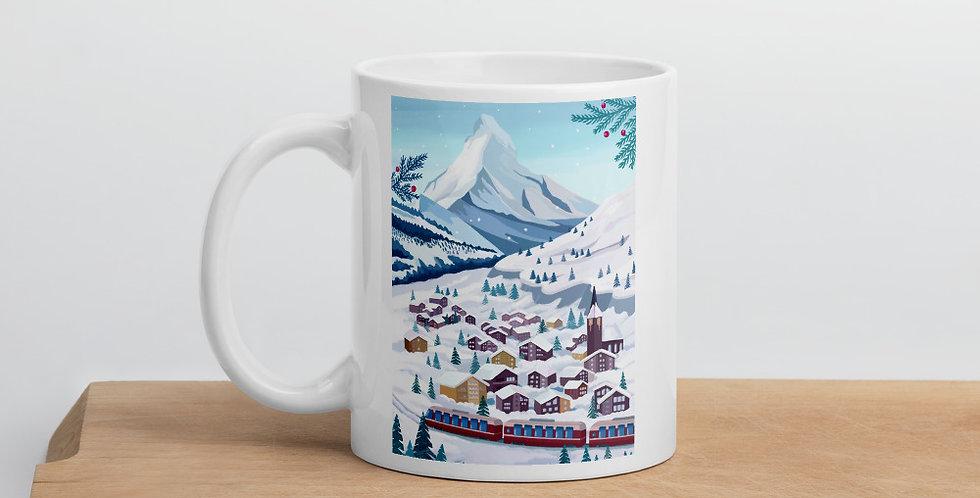 ZERMATT VIEW COFFEE MUG