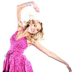 Dança in Pink
