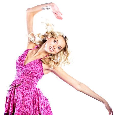 Tanzen in Rosa