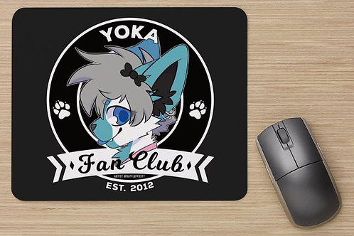 YOKA: Fan Club - Mouse Pad