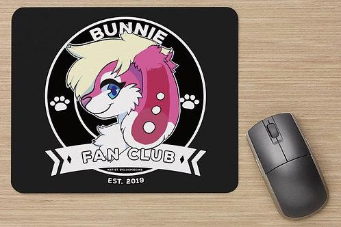 BUNNIE: Fan Club - Mouse Pad