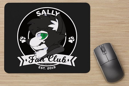 SALLY: Fan Club - Mouse Pad