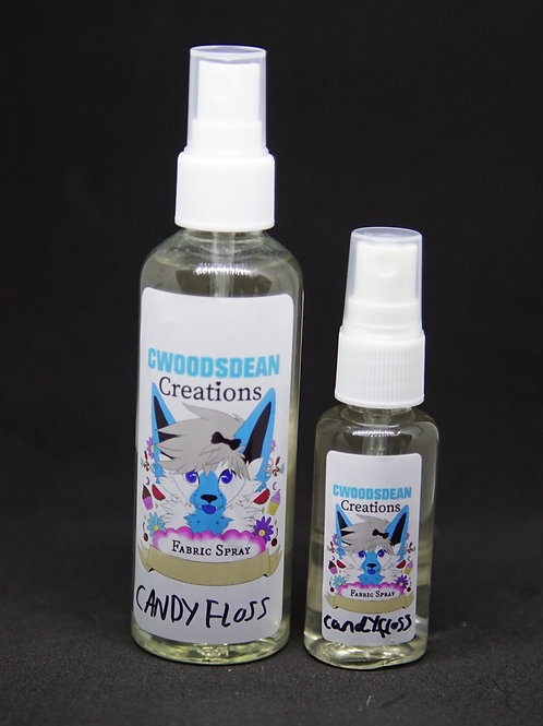 Disinfectant Fabric & Surface Spray - Candy Floss