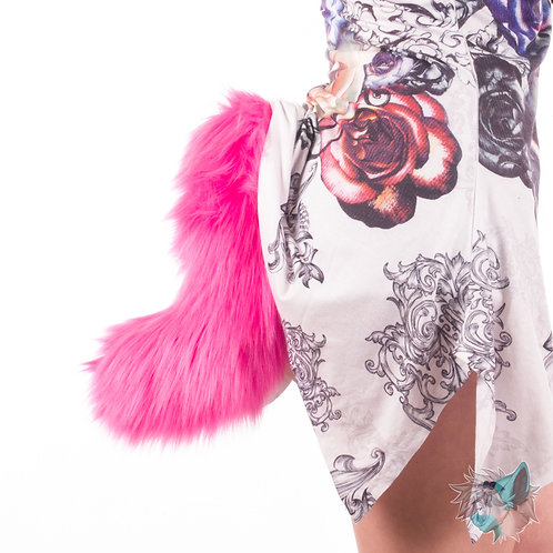 Chotto Tail - Bright Pink