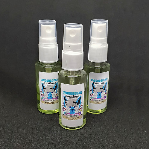 Disinfectant Hand Gel Spray