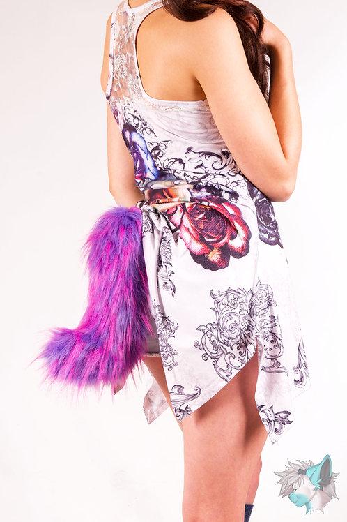 Chotto Tail - Purple & Pink