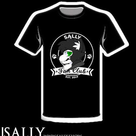SALLY - FAN CLUB SHIRT