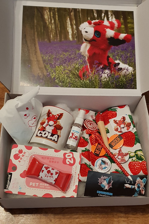 GIFT BOX - Cwoodsdean Creations [COLA]