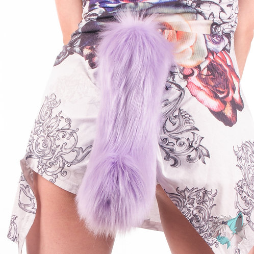 Chotto Tail - Light Purple
