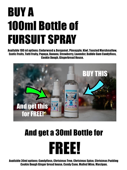 Fursuit Spray