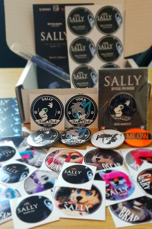 MINI GIFT BOX - SALLY