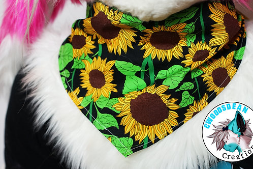 Sunflower Bandanna