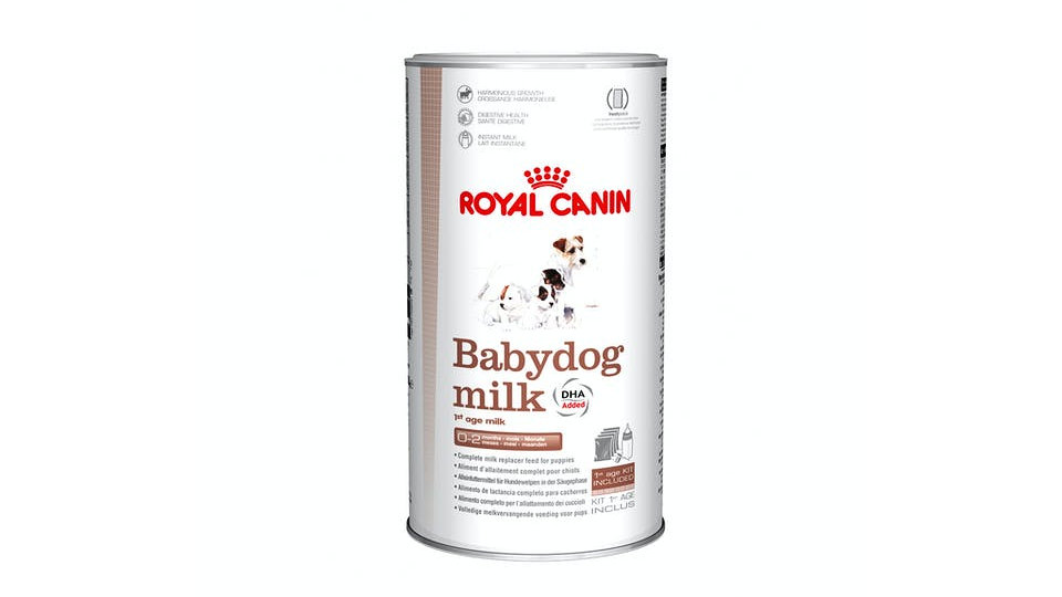 Professional Babydog Milk- Milk Replacer for Puppies