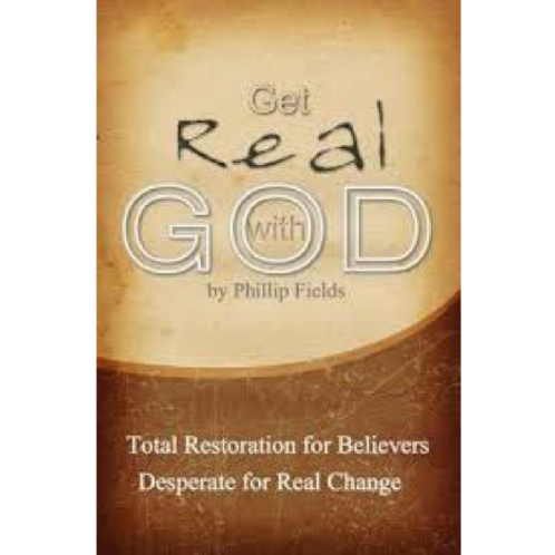 GET REAL WITH GOD