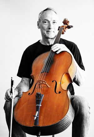 Peter B & W with colour cello.jpeg