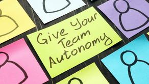 Autonomie en zelfleiderschap werkt!