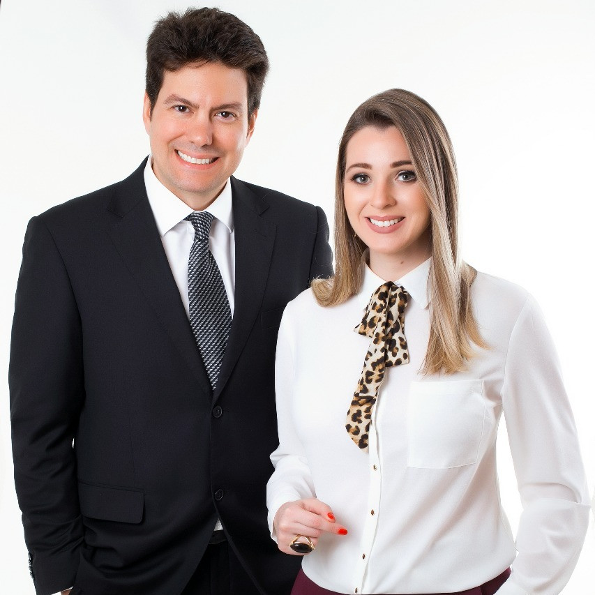 Dr. Daniel Malta e Dra. Fernanda Malta