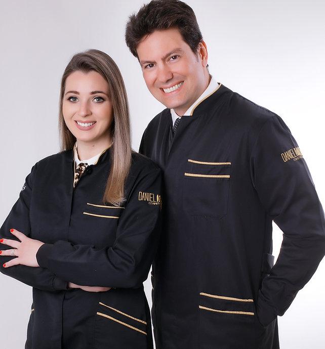 Daniel e Fernanda Malta Dentistas Floria