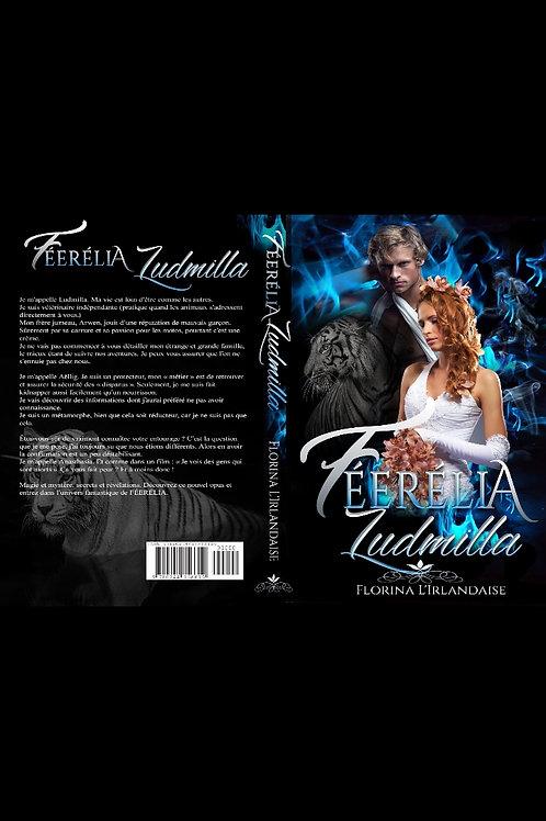 Ancienne couverture Féerélia Ludmilla