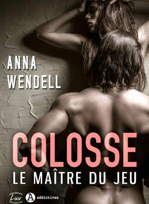 Le dernier roman d'Anna Wendell, qui devrait être remboursé par la sécu 😜