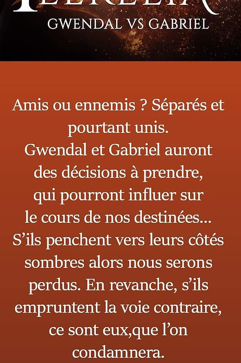 Marque-page Gwendal VS Gabriel