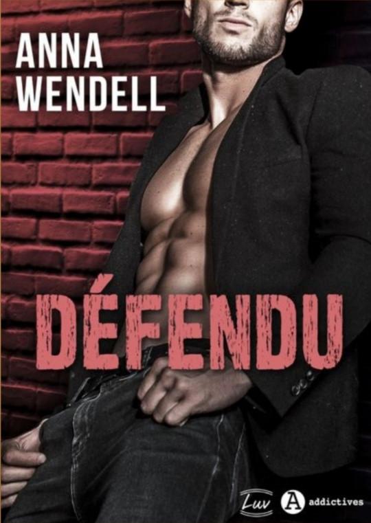 J'arrive pas à redescendre après avoir lu Défendu de Anna Wendell 😛