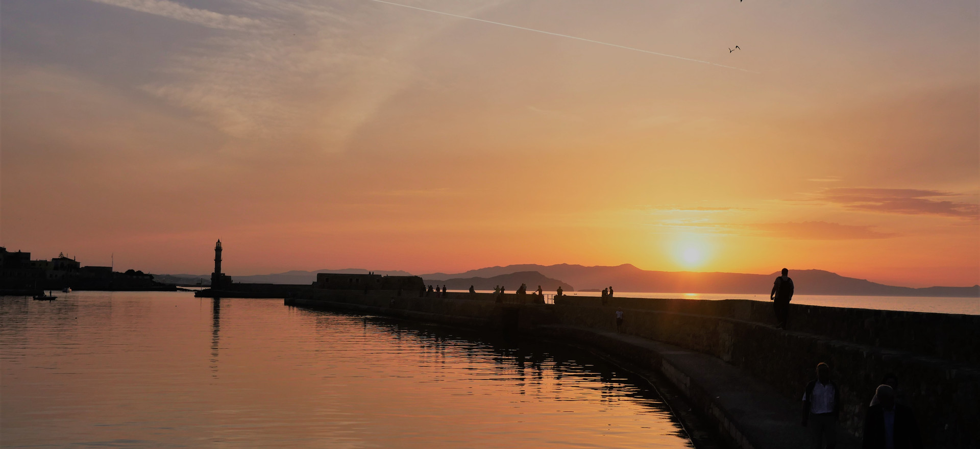 Old Harbour, Chania