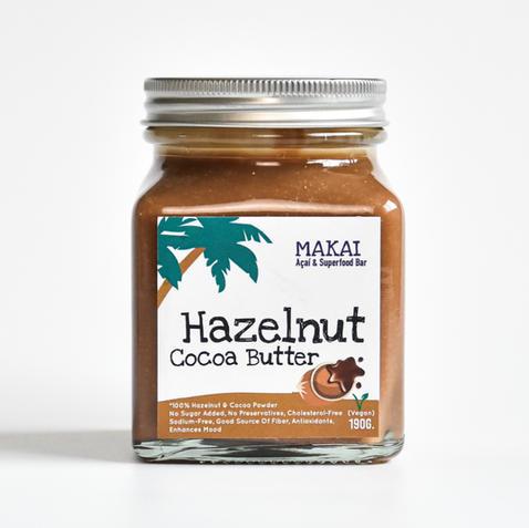 HAZELNUT COCAO BUTTER