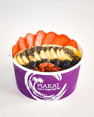acai bowl bangkok makai cafe