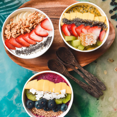 SUPERFOOD TOPPINGS