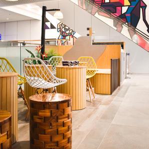 MAHANAKHON CUBE | Cafe