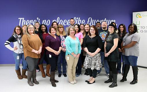 Quantum Health care coordinators