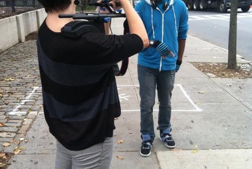 Directing Anti-Street Harassment PSA