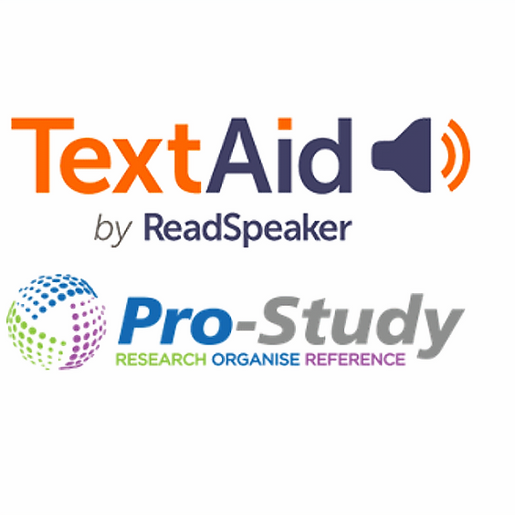 Using TextAid and Pro-Study Together