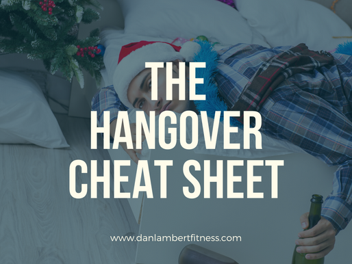 The Hangover Cheat Sheet