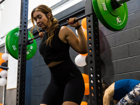 TRAINING AND YOUR MENSTRUAL CYCLE