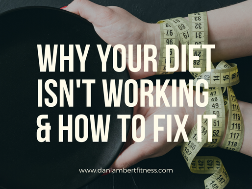 Fix your Diet!