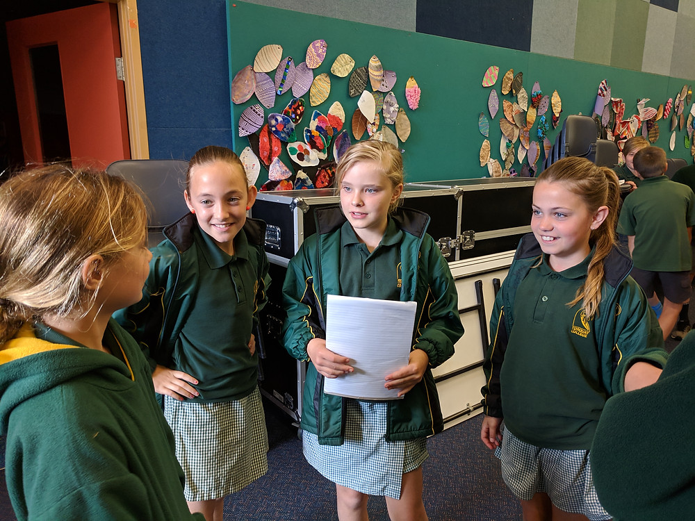 Role Play, Collaboration and Certificates