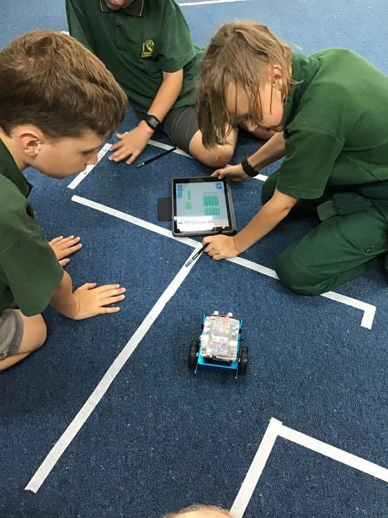 Problem Solving With Robots!