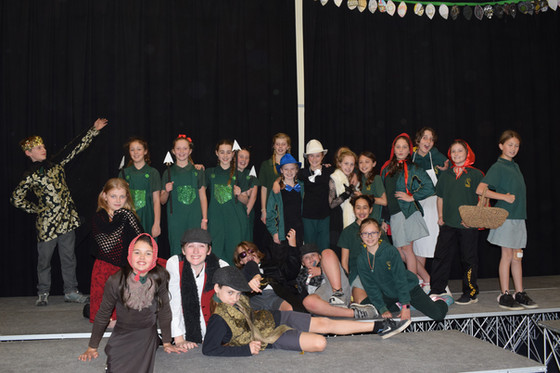 "Torquay College goes ""Into the Woods"""