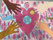 LIONS CLUB 'KINDNESS POSTER' COMPETITION