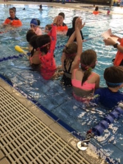 Year 1 Swimming