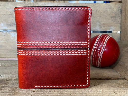 Leather cricket ball wallet