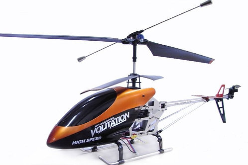 RADIO CONTROL SYMA DOUBLE HORSE ALLOY SHARK VOLITATION METAL V2 3CH RC HELICOPTE
