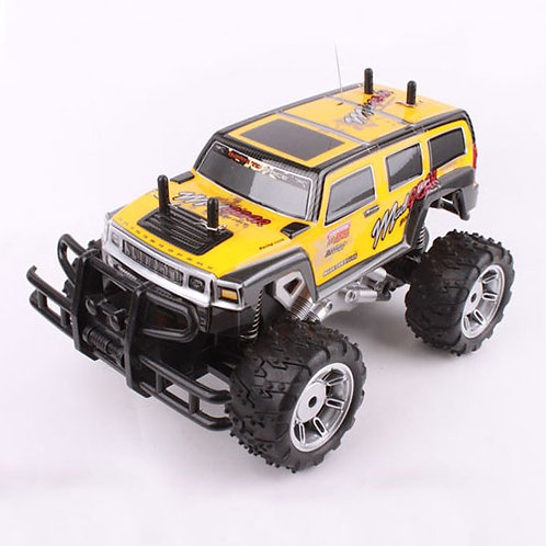 HUMMER R/C EXTREME WORK RC DEVILBOY 1:14 ELECTRIC RTR RC TRUCK